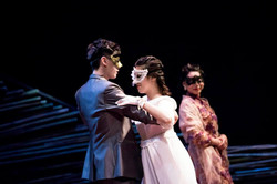 Stage shot from R&J in a new version by Yu Chia Huang