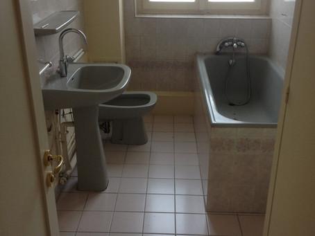 Rénovation de salle de bain: les travaux