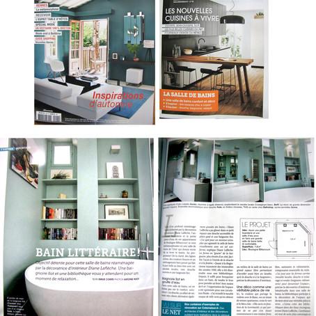 Decorexpat dans le magazine Côté Maison Oct-Nov 2015