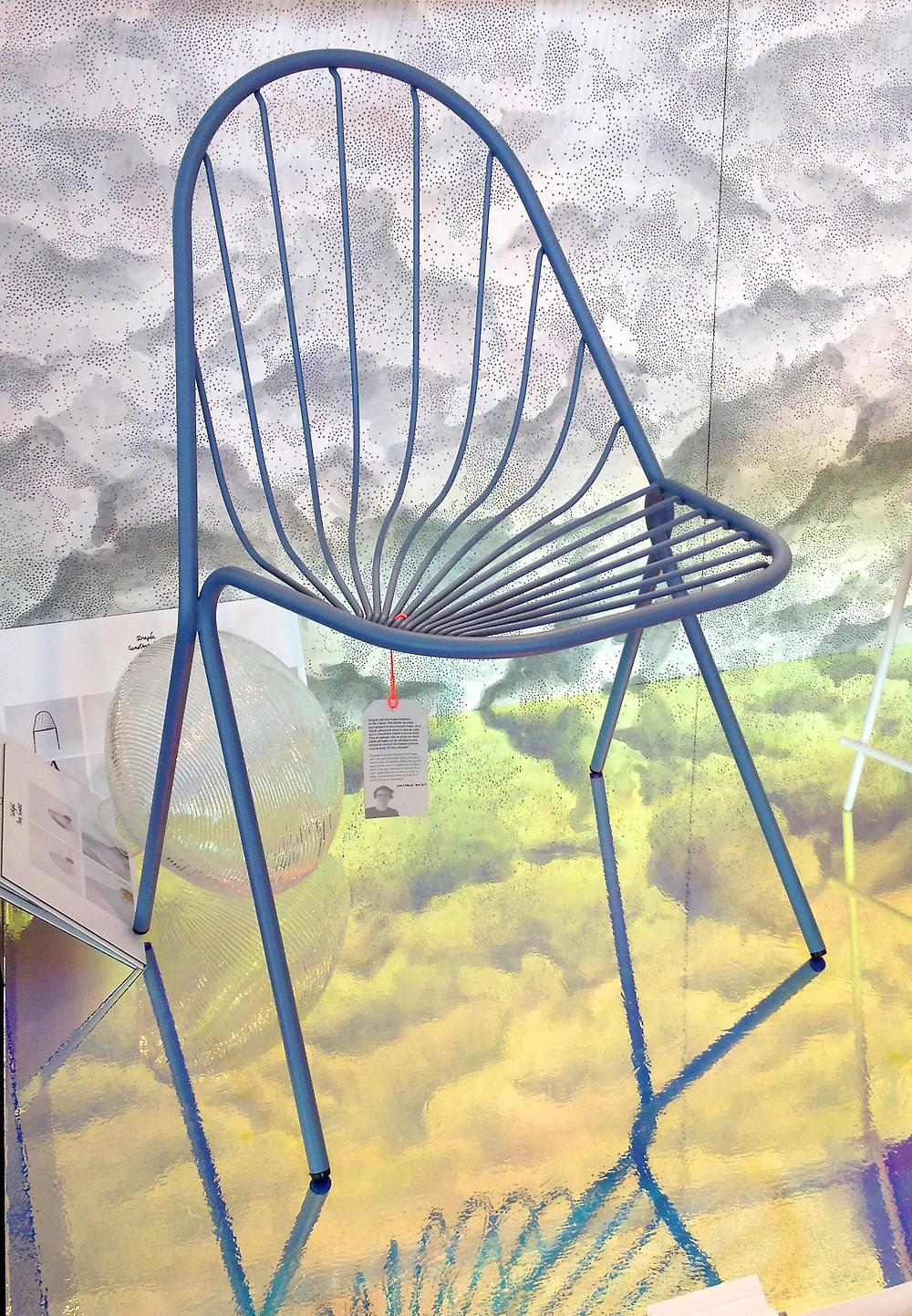 M&O chaise Decorexpat decoration d'intérieur Paris expatries