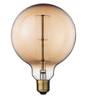 Grosse ampoule vintage