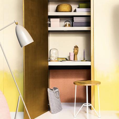 14 jolies façons de peindre les murs - Côté Maison