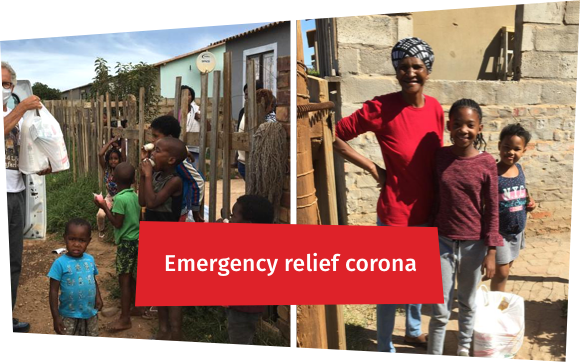 Emergency Relief: Corona Food Parcels for Families