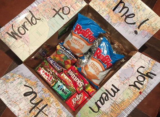 Wanna Send a Care Package?