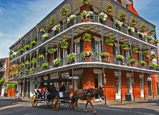 Executive Board to Meet in New Orleans