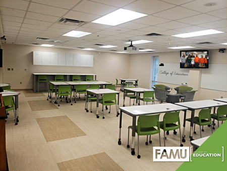 NEW College of Education STR2EAM Innovation Lab
