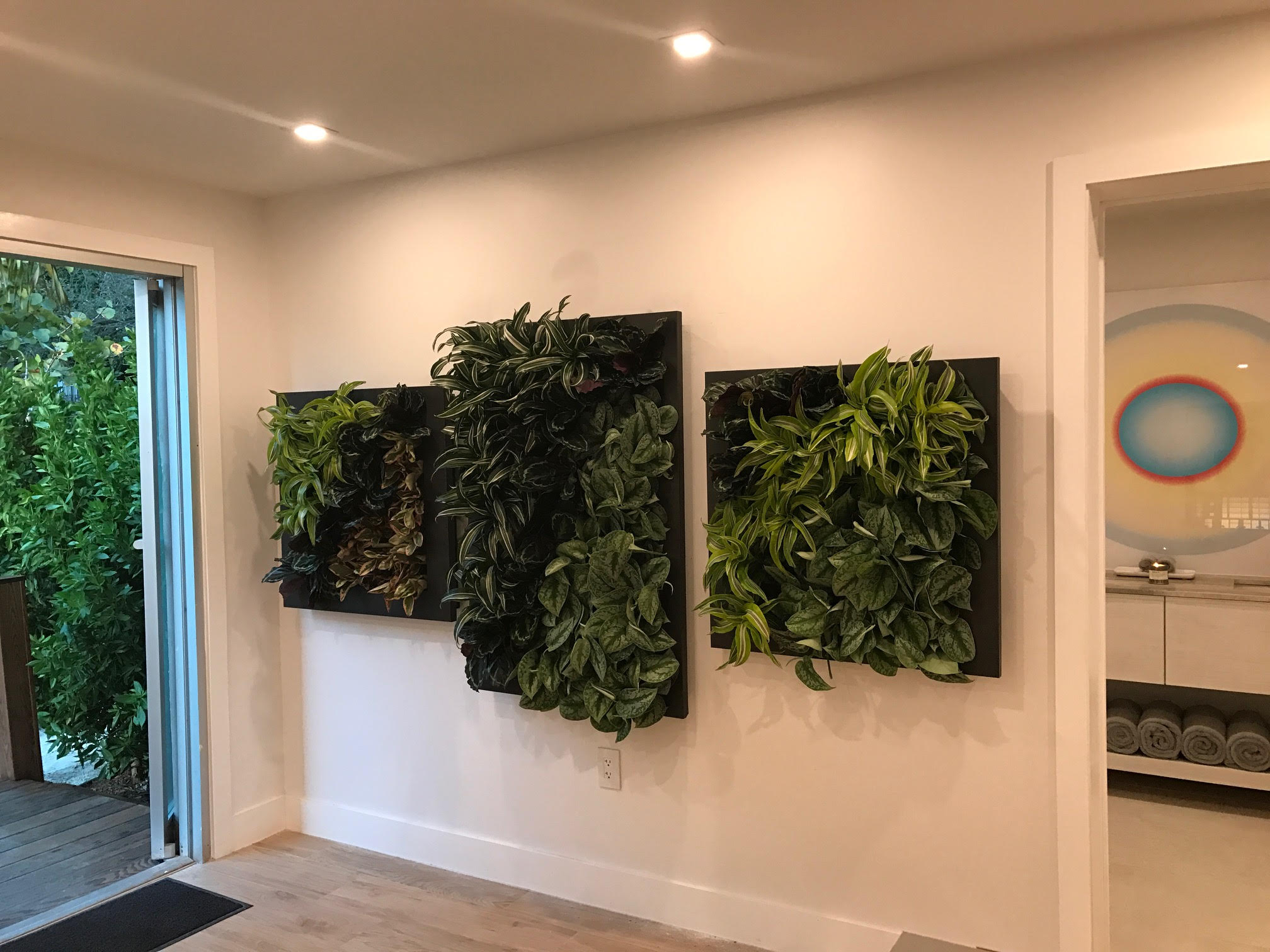 Miami Vertical Garden / Living Walls