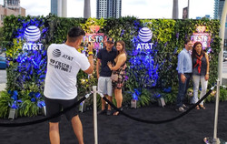 AT&T Latina Fiesta American Airlines