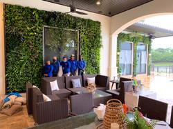 Weston Miami Vertical Garden