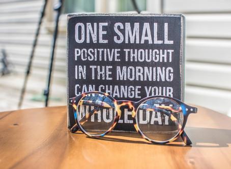 Making positivity a viral phenomenon