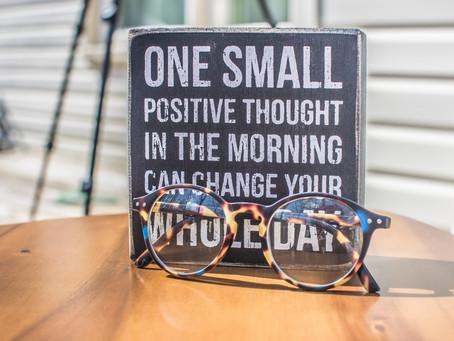 Making Positivity a viral phenomenon?