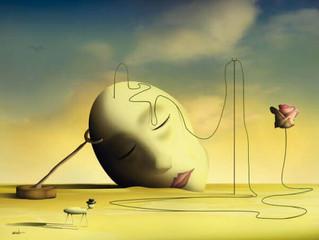 """""""Os pensamentos destroem, mas também curam"""""""