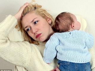 Sobre o momento após o parto