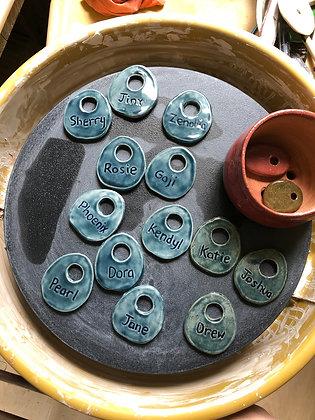 Custom Ceramic Tags