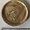 """Thumbnail: 6"""" marbled clay plate"""