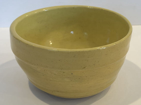 Sunny yellow bowl