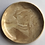 """Thumbnail: 4"""" marbled clay plate"""