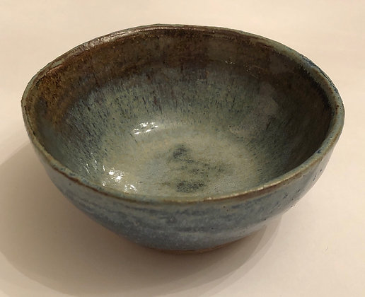 Blue and Grey Snack bowl