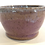 Thumbnail: Freckled purple snack bowl