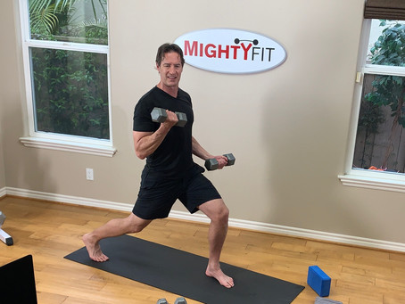 Why Launch Mighty Fit? Why Not!