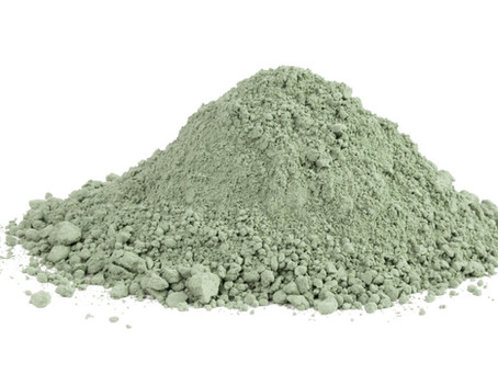 I benefici dell'argilla verde