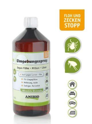 Spray per l'ambiente ricarica 1000 ml