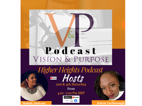 Higher Heights Podcast Welcomes Dr. Jannis Moody