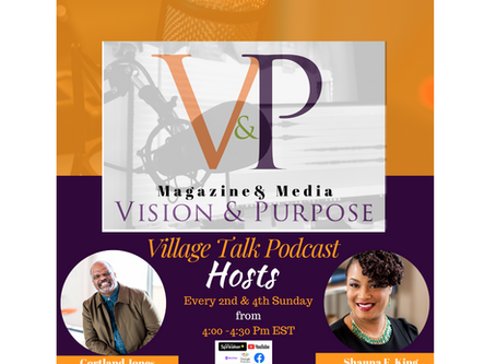 Village Talk Podcast Welcomes Dr. Mark E. King as Guest