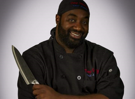 Meet Chef Jason R Greene