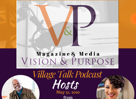 Village Talk Podcast  Will Welcome Guest, Kathleen Arban!