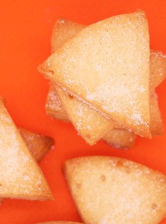 チーズ・ショートブレッド