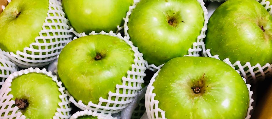 Whoa! It's so SOUR !! 酸っぱい酸っぱいりんごで作るイギリスのアップルパイ!