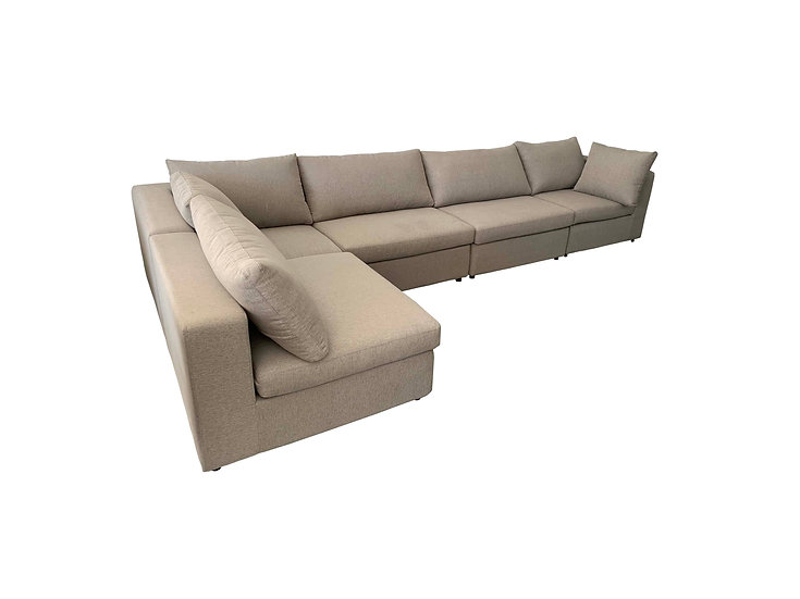 SEATTLE MODULAR SOFA - BEIGE
