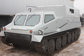 Вездеход ГАЗ-73 М