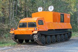 Снегоболотоход ГАЗ-73 М