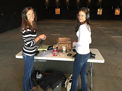 Women Only Handgun Fundamentals