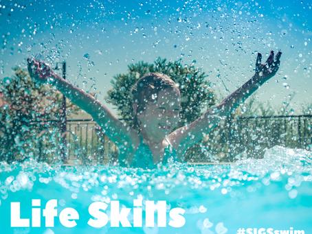 Swim Lessons are Life Skills