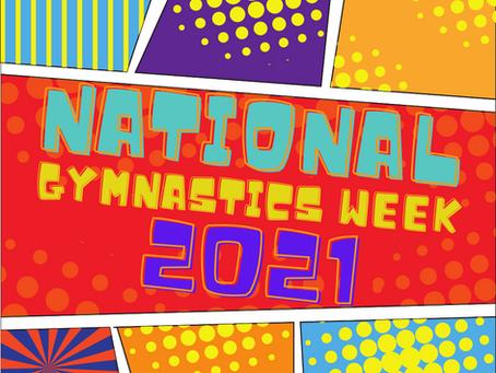 SIGS National Gymnastics WEEK