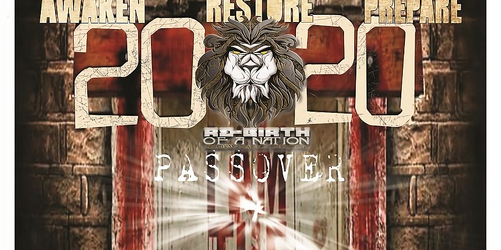 POST-PASSOVER CELEBRATION 2020