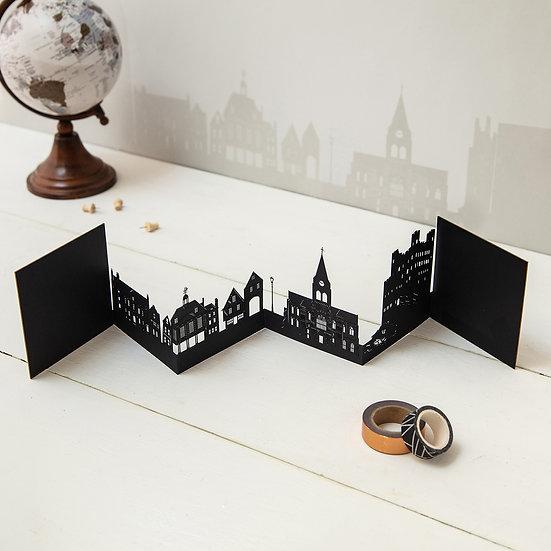 Rochester 3D Skyline Card