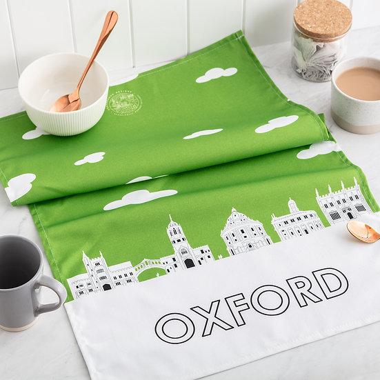 Oxford Skyline Tea Towel