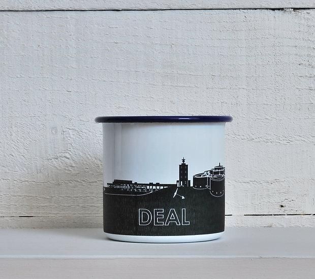 Deal enamel mug snapdragon designs