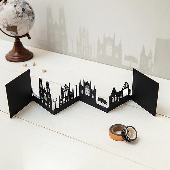 York Minster 3D Skyline Card