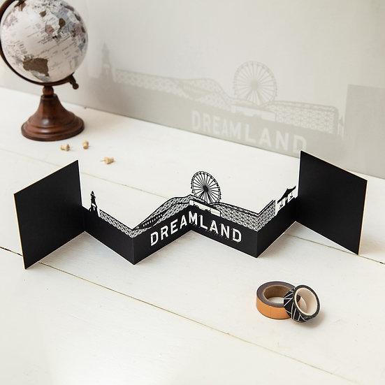 Dreamland, Margate 3D Skyline Card