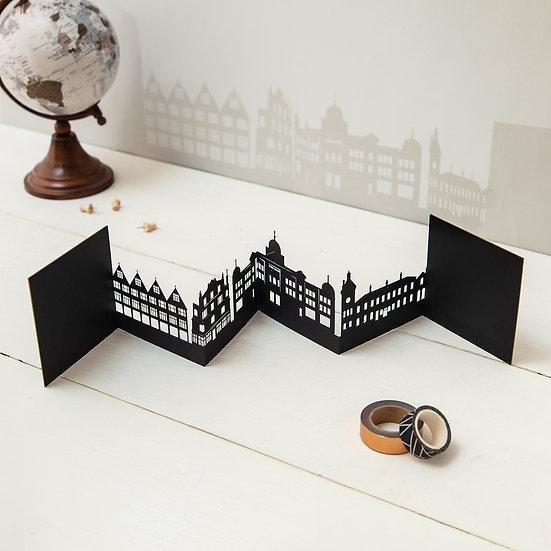 Tunbridge Wells 3D Skyline Card
