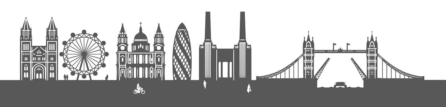 London cityscape snapdragon designs