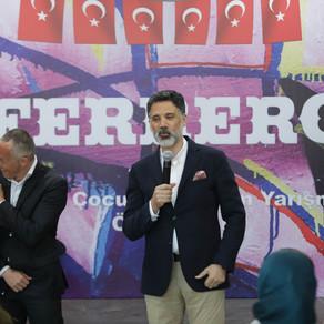 Ferrero 23 Nisan Şenliği İçin Bizi Tercih Etti.