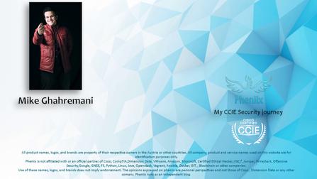 My CCIE Security journey