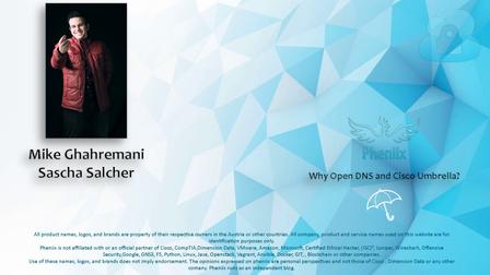 Why Open DNS and Cisco Umbrella?