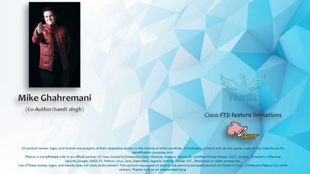 Cisco FTD feature limitations